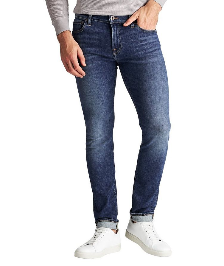 Paxtyn Skinny Fit Luxe Sport Jeans image 0
