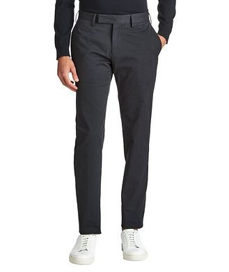 Ermenegildo Zegna Stretch-Cotton Chinos