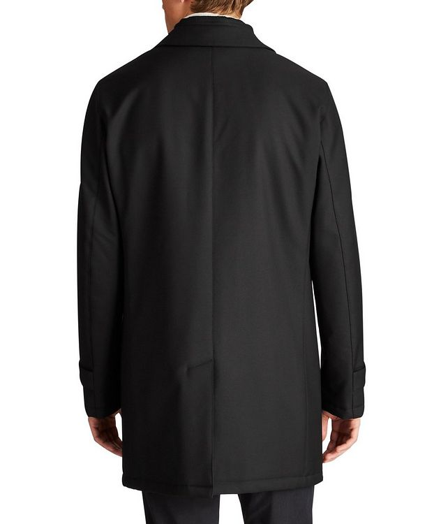 Green Storm System Water-Repellent Coat picture 2