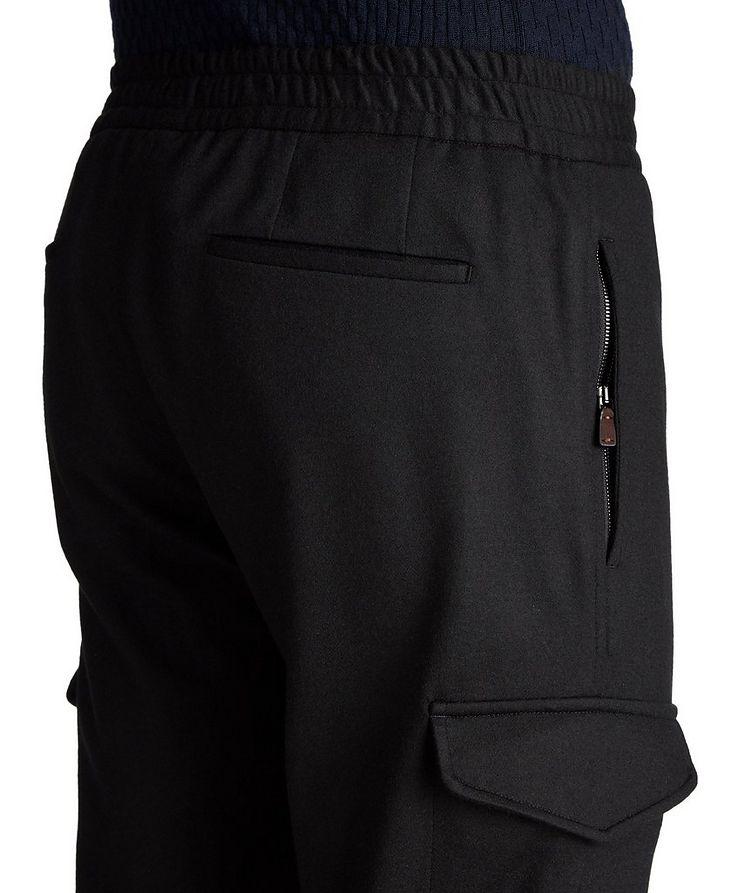 Drawstring Cargo Pants image 3
