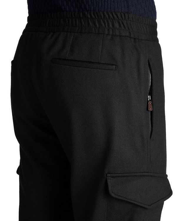 Drawstring Cargo Pants picture 4