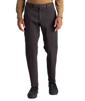 Ermenegildo Zegna Stretch-Cotton Blend Chinos