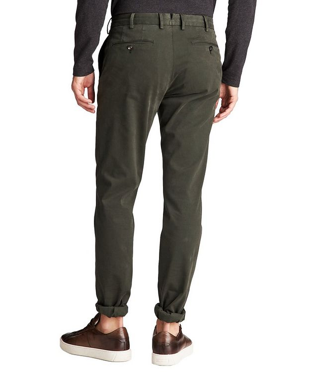 Stretch-Cotton Blend Chinos picture 2