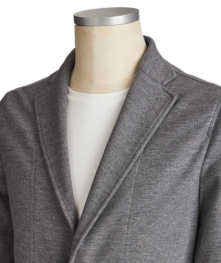 Wool Sweater Jacket image 1