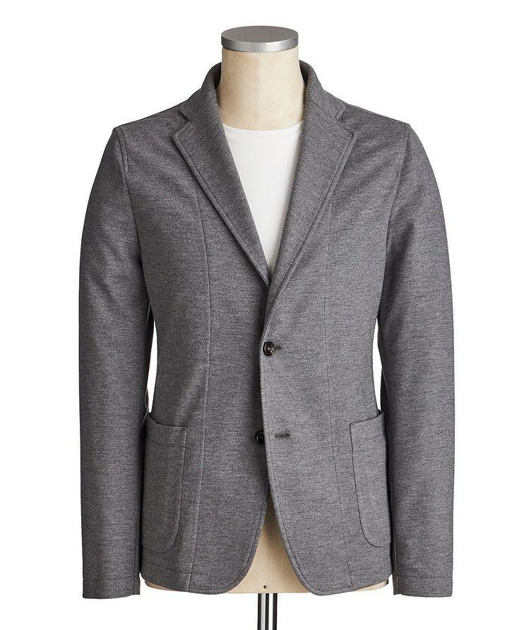 Wool Sweater Jacket image 0
