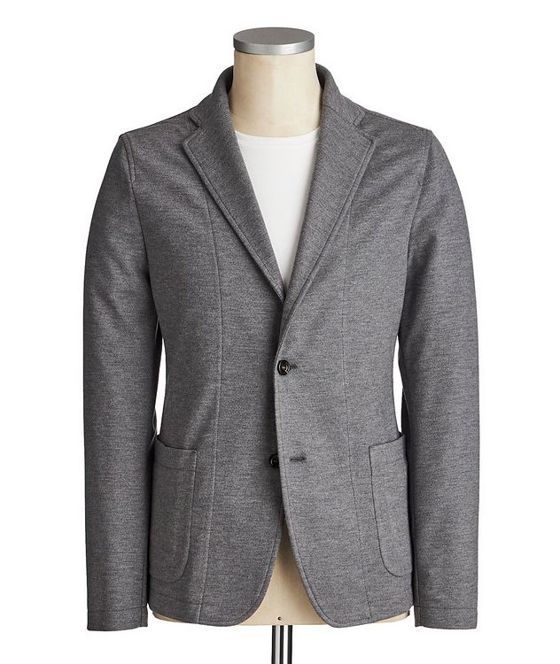 Wool Sweater Jacket picture 1
