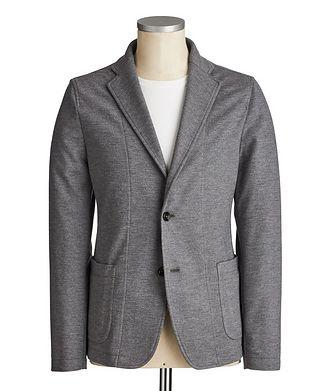 Harry Rosen Wool Sweater Jacket