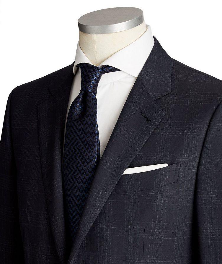 Torino Glen Checked Trecapi Suit image 1