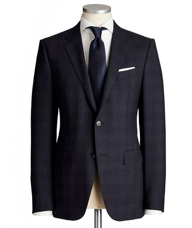 Torino Glen Checked Trecapi Suit picture 1