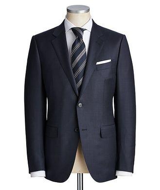 Ermenegildo Zegna Torino Wool-Silk Suit
