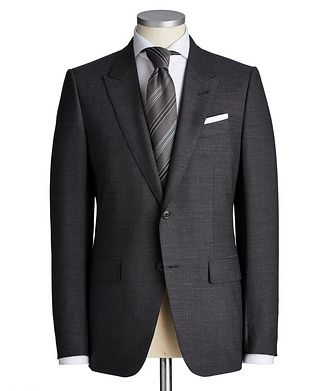 Ermenegildo Zegna Torino Trecapi Suit