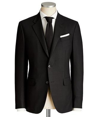 Ermenegildo Zegna High Performance Packaway Suit