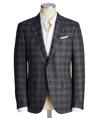 Ermenegildo Zegna Milano Easy Sports Jacket