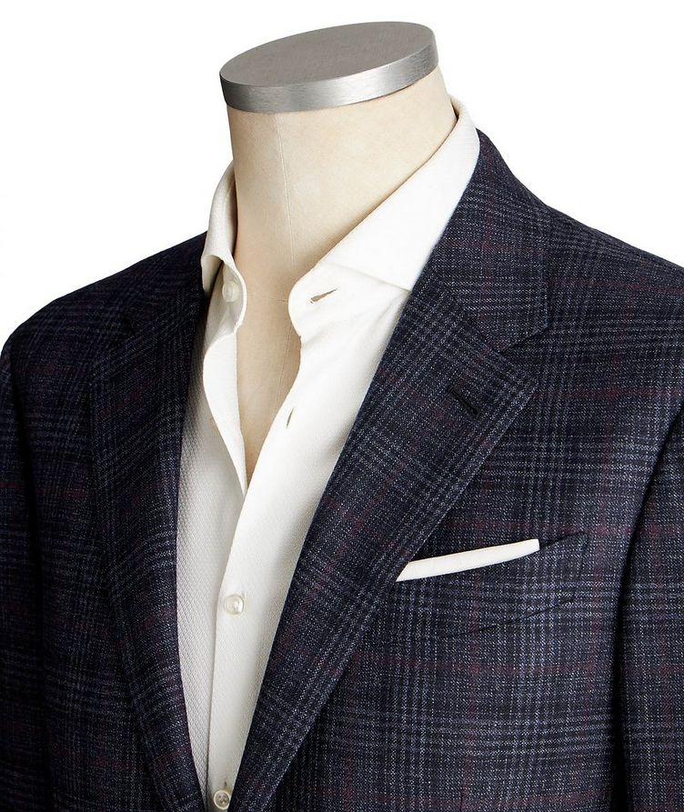 Milano Easy Checked Sports Jacket image 1
