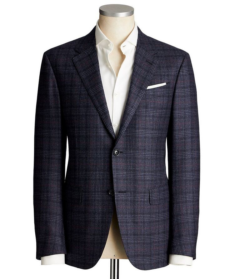 Milano Easy Checked Sports Jacket image 0
