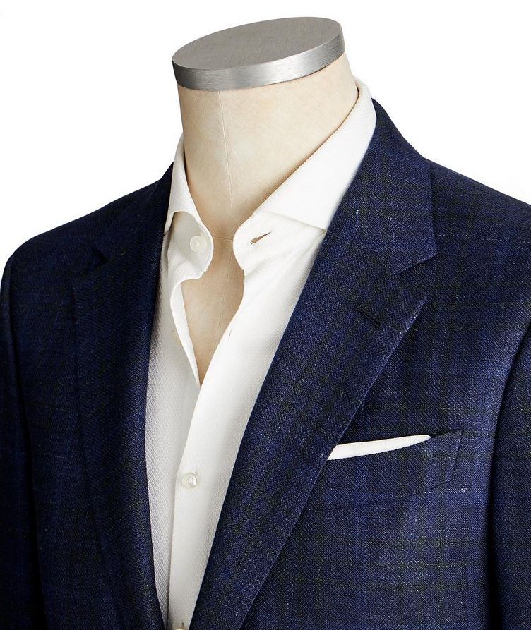 Milano Easy Cashmere-Silk Sports Jacket image 1