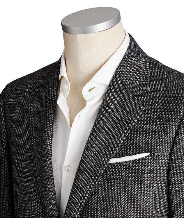 Milano Easy Glen-Checked Sports Jacket picture 2