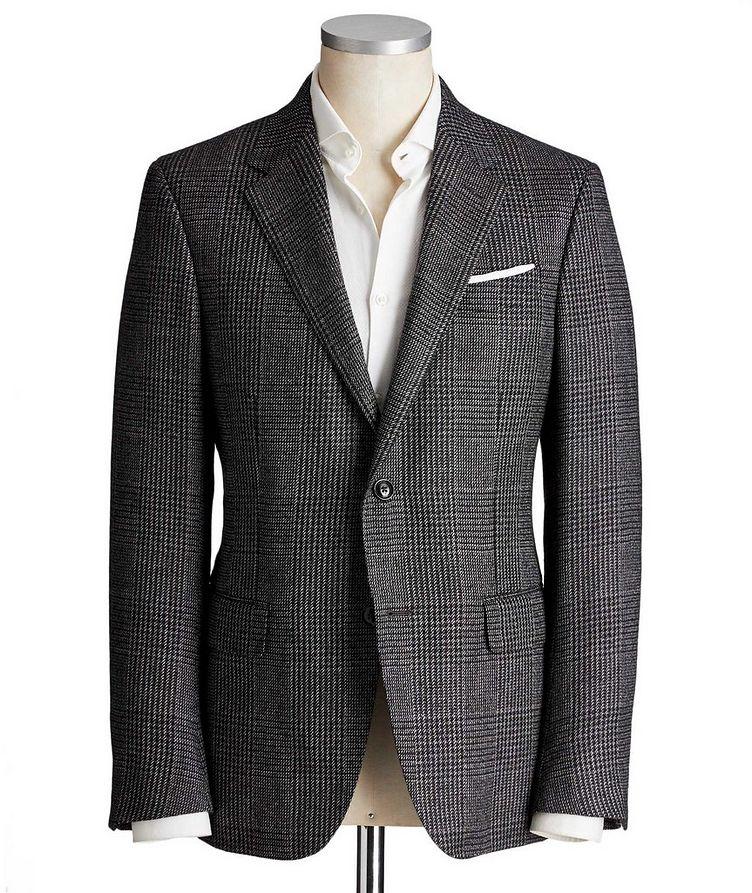 Milano Easy Glen-Checked Sports Jacket image 0