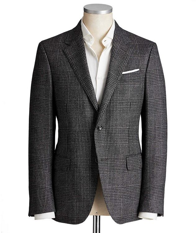 Milano Easy Glen-Checked Sports Jacket picture 1
