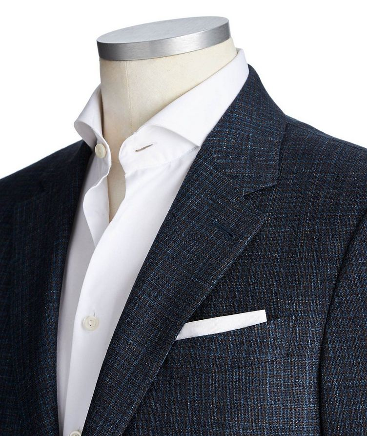 Milano Easy Wool, Cashmere & Silk Sports Jacket image 1