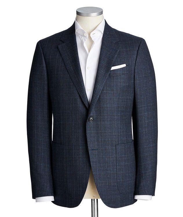 Milano Easy Wool, Cashmere & Silk Sports Jacket picture 1