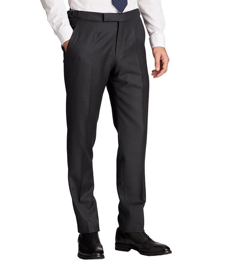 Slim Fit Multi-Season Dress Pants image 0