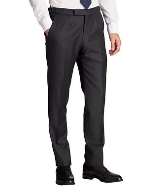 Ermenegildo Zegna Slim Fit Multi-Season Dress Pants