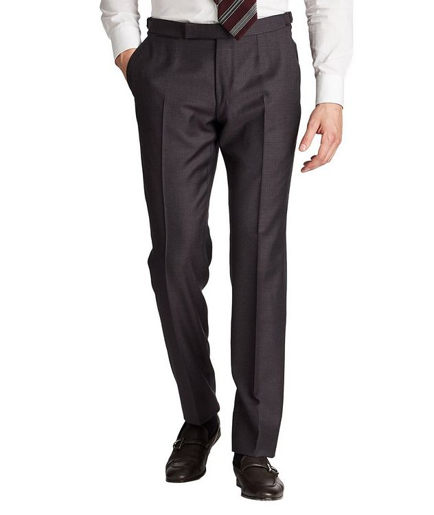 Slim Fit Multi-Season Dress Pants picture 1