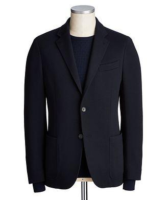 Ermenegildo Zegna Achill Farm Jersey Sports Jacket