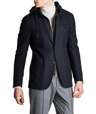 Ermenegildo Zegna Wool-Cashmere Sports Jacket