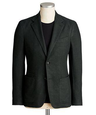 Ermenegildo Zegna Cashmere, Silk & Hemp Sports Jacket