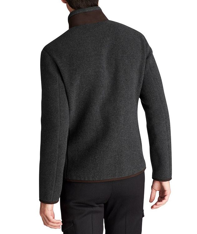 Wool-Cashmere Jacket picture 2