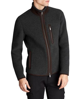 Ermenegildo Zegna Wool-Cashmere Jacket