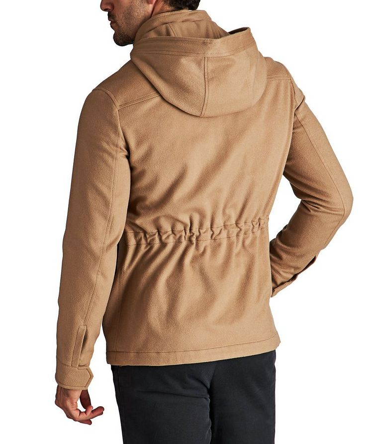 Water-Repellent Cashmere Jacket image 1