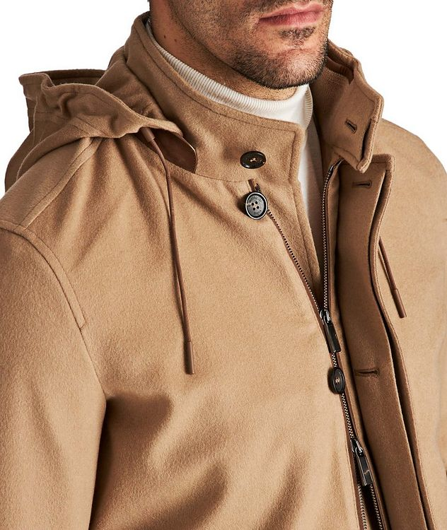 Water-Repellent Cashmere Jacket picture 3