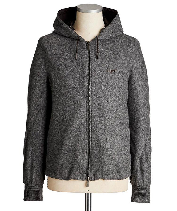 Reversible Cashmere Jacket image 4