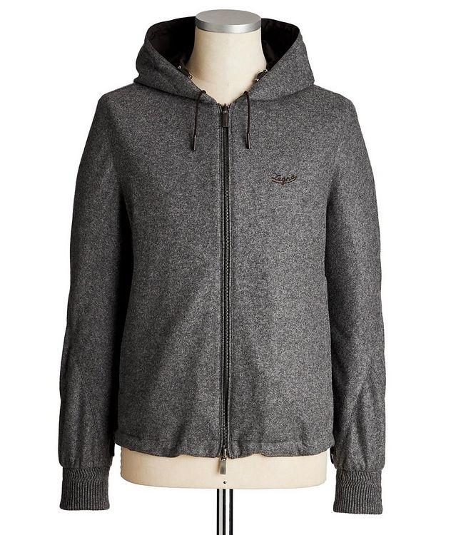 Reversible Cashmere Jacket picture 5