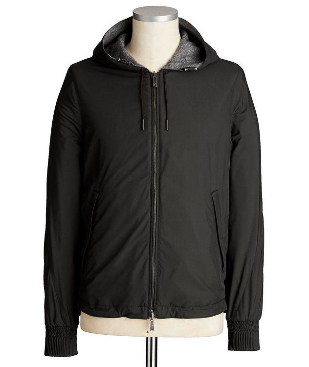 Reversible Cashmere Jacket picture 1