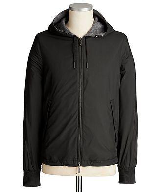 Ermenegildo Zegna Reversible Cashmere Jacket
