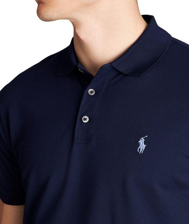 Stretch-Cotton Polo picture 2