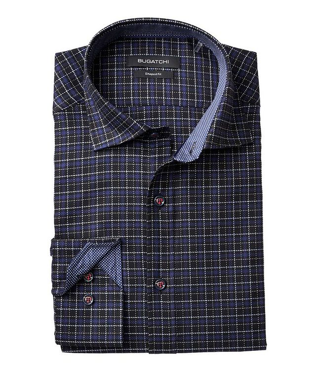 Checked Cotton Shirt  picture 2