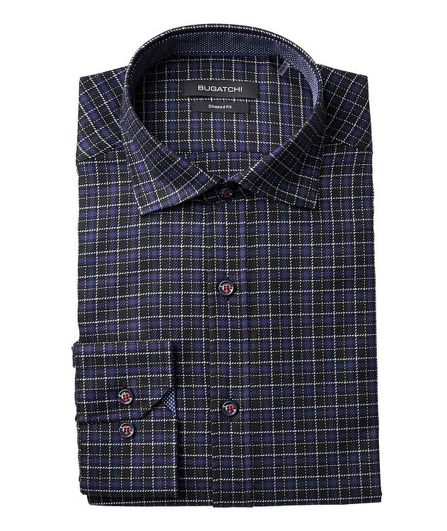 Checked Cotton Shirt  picture 1