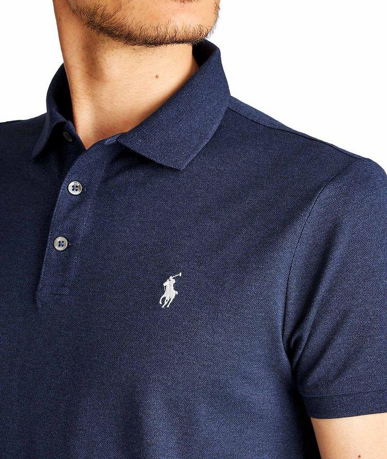 Stretch-Cotton Polo image 1