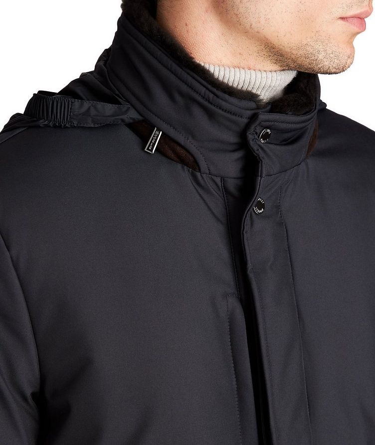 Bernier Waterproof Down Jacket image 3