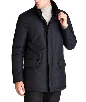 Moorer Manteau de duvet Bernier à l'épreuve de l'eau
