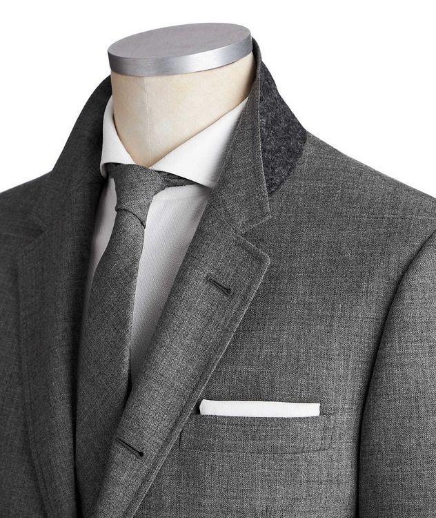 Complet en laine fresco à double retors picture 2