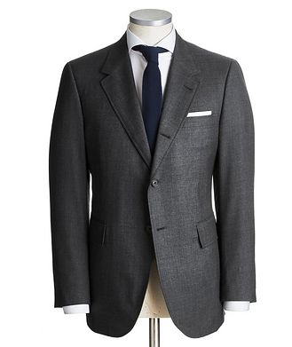 Thom Browne Super 120's Wide Lapel Suit
