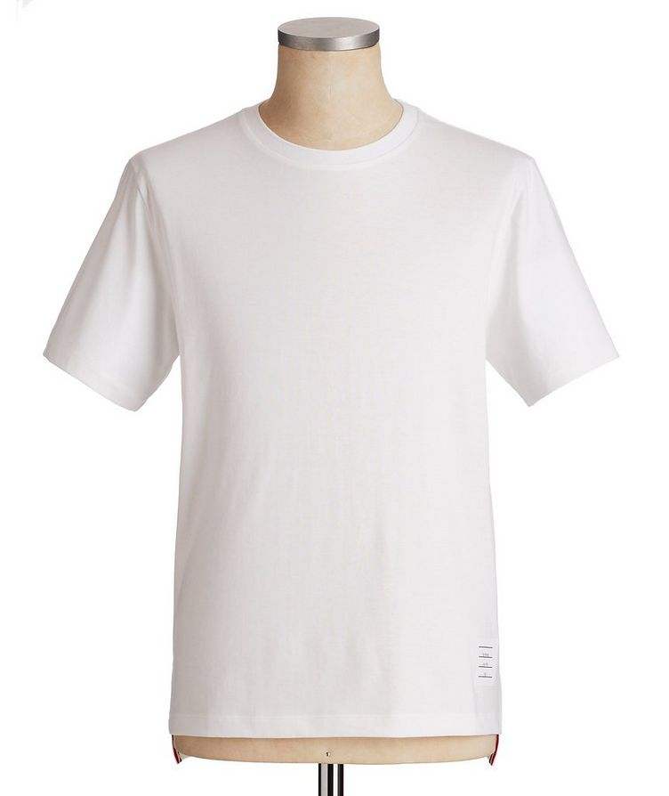 Cotton-Jersey T-Shirt image 0