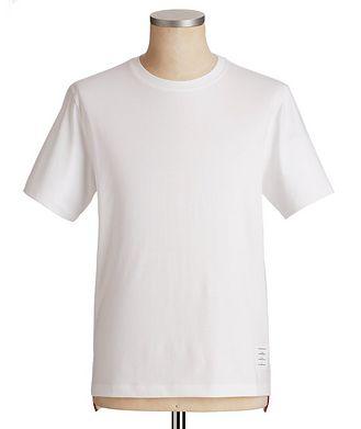 Thom Browne Cotton-Jersey T-Shirt