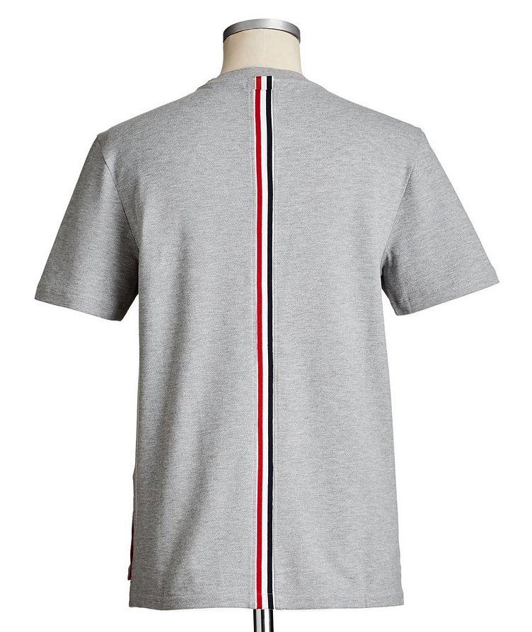Cotton Piqué T-Shirt image 1